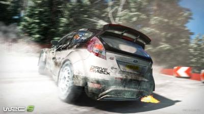 Artwork ke hře WRC 6