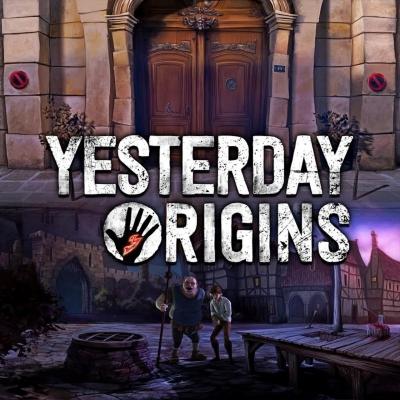 Artwork ke hře Yesterday Origins