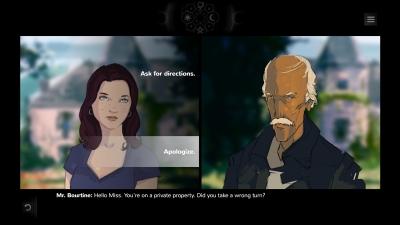 Screen ze hry Along the Edge