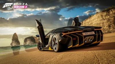 Artwork ke hře Forza Horizon 3