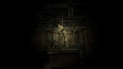 Screen ze hry Resident Evil 7 biohazard