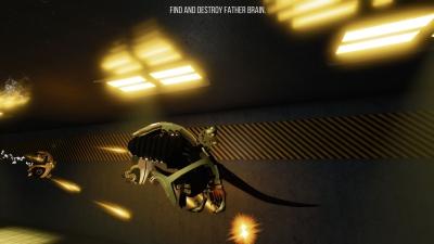 Screen ze hry In Case of Emergency, Release Raptor