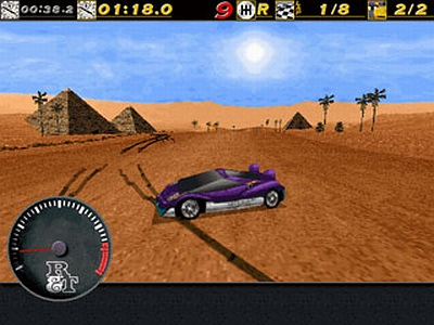 Screen Need for Speed