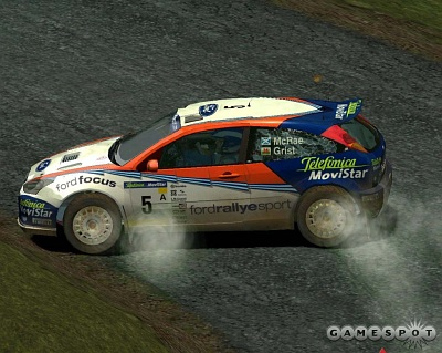 Screen Colin McRae Rally 3