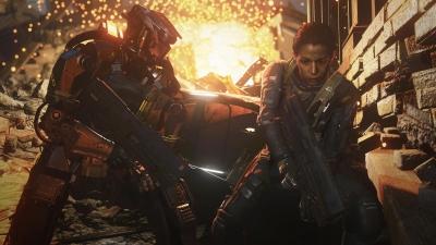 Screen ze hry Call of Duty: Infinite Warfare
