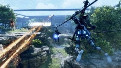 Screen ze hry Titanfall 2