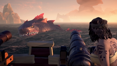 Screen ze hry Sea of Thieves