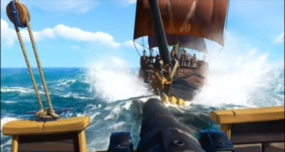 Artwork ke hře Sea of Thieves