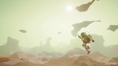 Screen ze hry Astroneer