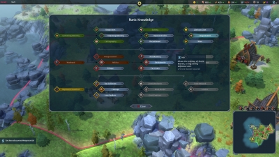 Screen ze hry Northgard