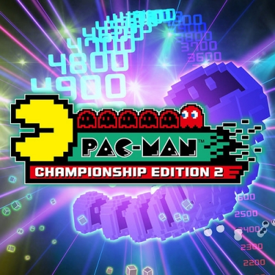 Artwork ke hře Pac-Man: Championship Edition 2