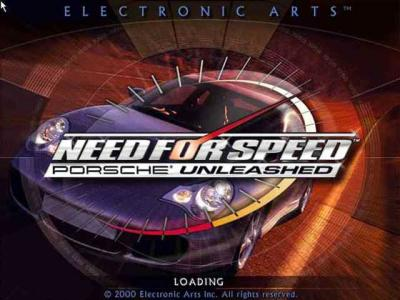 Screen ze hry Need for Speed: Porsche Unleashed