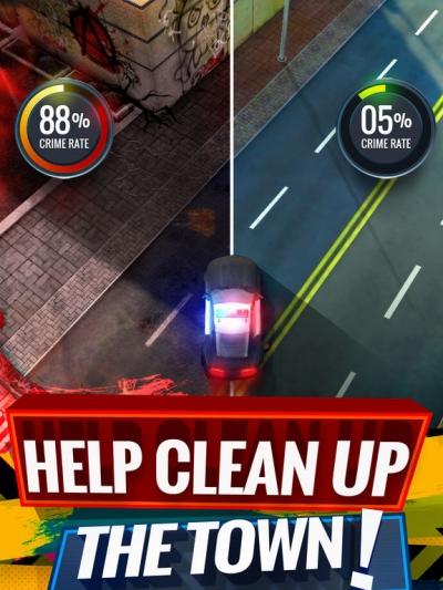 Screen ze hry Cops - On Patrol