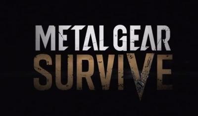 Artwork ke hře Metal Gear Survive
