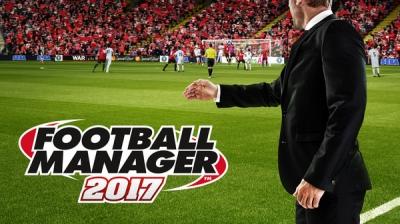Artwork ke hře Football Manager 2017