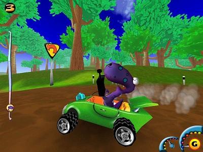 Screen Pet Racer