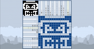 Screen ze hry Picross Touch