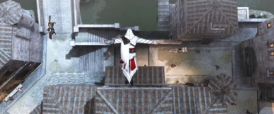 Artwork ke hře Assassin´s Creed: The Ezio Collection