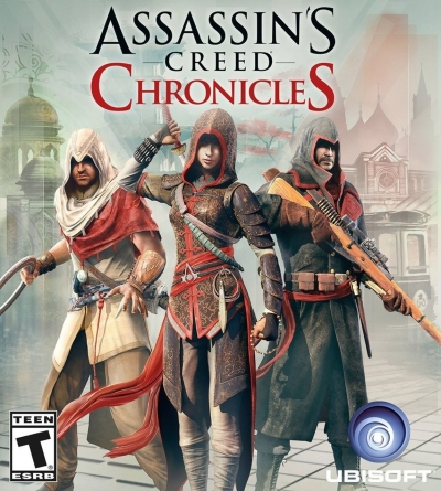 Artwork ke hře Assassin´s Creed Chronicles