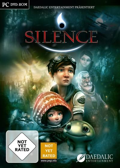 Artwork ke hře Silence
