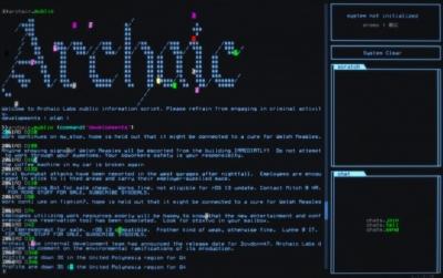 Artwork ke hře hackmud