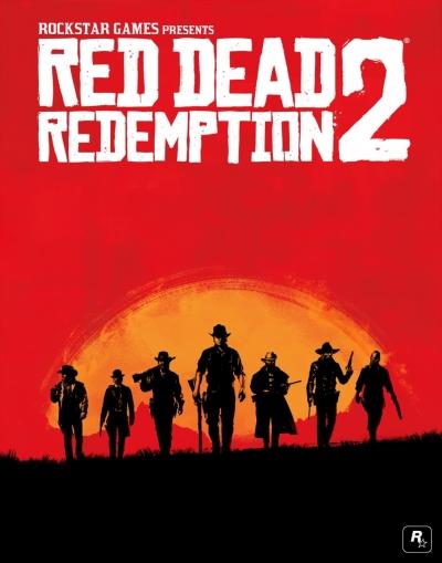 Artwork ke hře Red Dead Redemption 2