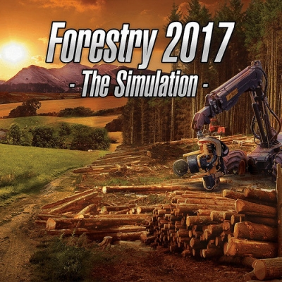 Artwork ke hře Forestry 2017 - The Simulation