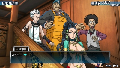 Artwork ke hře Zero Escape: The Nonary Games