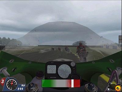 Screen Superbike 2001