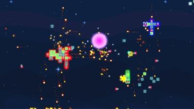 Screen ze hry Blockships