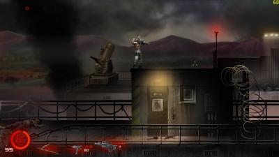 Screen ze hry Ryan Black