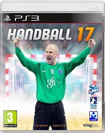 Artwork ke hře Handball 17