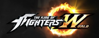 Artwork ke hře The King of Fighters: World