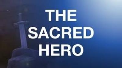 Artwork ke hře The Sacred Hero