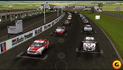 Screen Touring Car Challenge