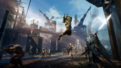 Screen ze hry Middle-earth: Shadow of Mordor - The Bright Lord