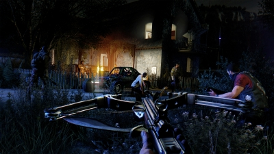 Screen ze hry Dying Light: The Following