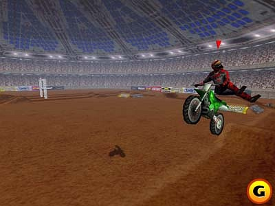 Screen Motocross Madness