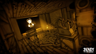 Artwork ke hře Bendy and the Ink Machine