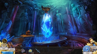 Screen ze hry Endless Fables: The Minotaurs Curse