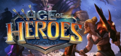 Artwork ke hře Age of Heroes: Conquest