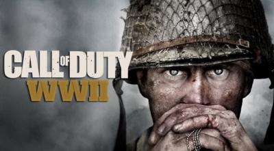Artwork ke hře Call of Duty: WWII