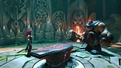 Artwork ke hře Darksiders III