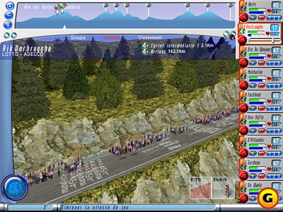 Screen Cycling Manager