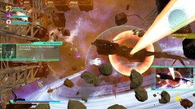 Screen ze hry RiftStar Raiders