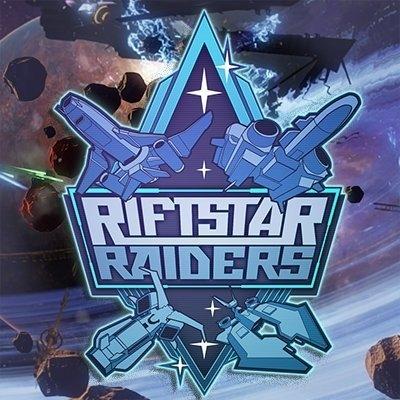 Artwork ke hře RiftStar Raiders