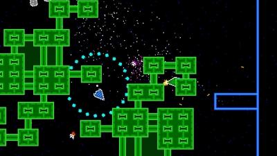 Screen ze hry Astro Duel
