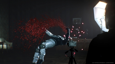 Artwork ke hře The Evil Within 2