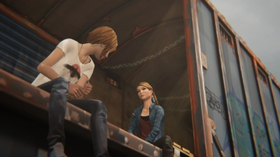 Artwork ke hře Life is Strange: Before the Storm