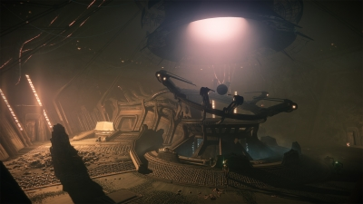 Screen ze hry Destiny 2